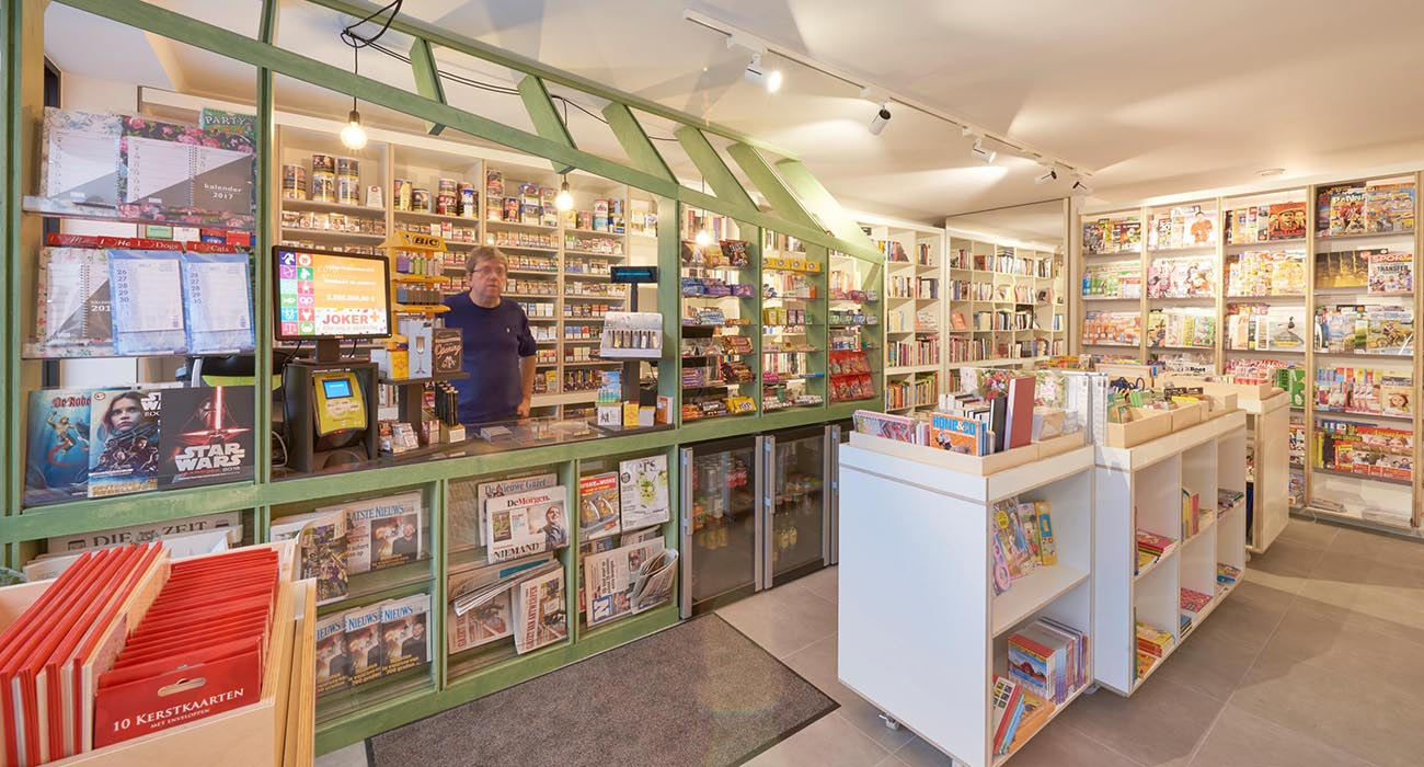 dagbladhandel winkel