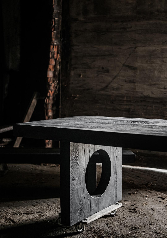 Fermetti Outdoor Table Kurai